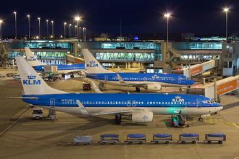 PH-BXB - KLM Boeing 737-8K2