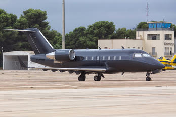 C-GXMP - Private Canadair CL-600 Challenger 600 series
