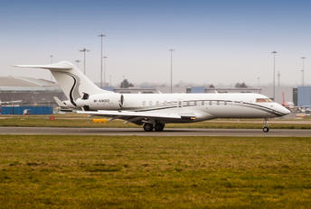 M-ANGO - Private Bombardier BD-700 Global 5000
