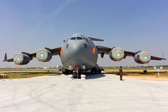 CB-8006 - India - Air Force Boeing C-17A Globemaster III