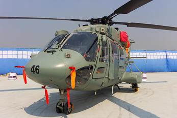 ZD4146 - India - Air Force Hindustan Dhruv
