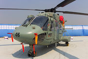 ZD4146 - India - Air Force Hindustan Dhruv aircraft
