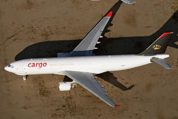 OE-IFJ - Royal Jordanian Cargo Airbus A330-200F