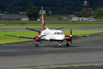 G-LGNG - Loganair SAAB 340
