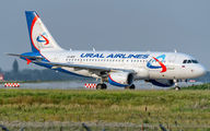 VP-BTF - Ural Airlines Airbus A319 aircraft