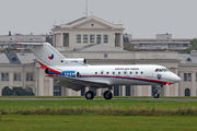 Czech Yak-40 visits Minsk for maintenance title=