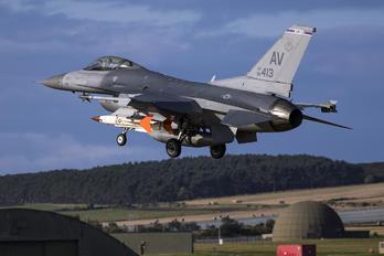 88-0413 - USA - Air Force Lockheed Martin F-16CM