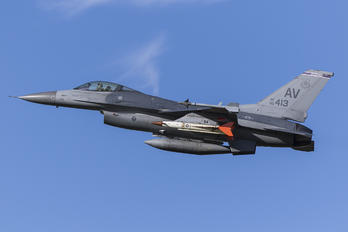 88-0413 - USA - Air Force Lockheed Martin F-16CM