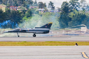 FAC3059 - Colombia - Air Force Israel IAI Kfir C10