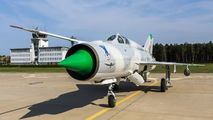 6715 - Poland - Air Force Mikoyan-Gurevich MiG-21MF aircraft