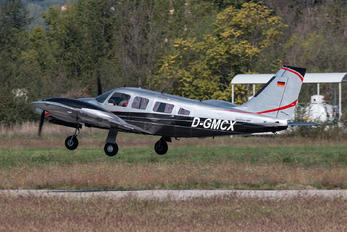 D-GMCX - Private Piper PA-34 Seneca