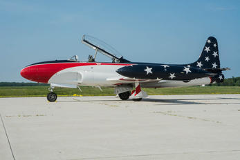 NX230CF - Private Lockheed T-33A Shooting Star