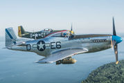NL1751D - Private North American P-51D Mustang aircraft