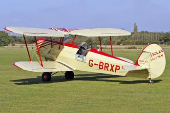 G-BRXP - Private Stampe SV4