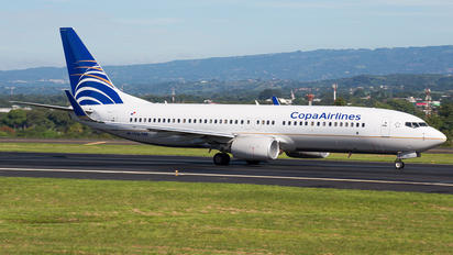 HP-1536CMP - Copa Airlines Boeing 737-800