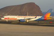 G-LSAN - Jet2 Boeing 757-200WL aircraft