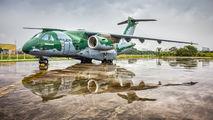 PT-ZNJ - Brazil - Air Force Embraer KC-390 aircraft
