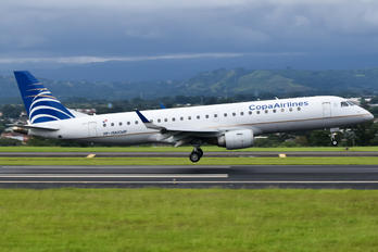 HP-1561CMP - Copa Airlines Embraer ERJ-190 (190-100)