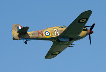 CF-TPM - Vintage Wings of Canada Hawker Hurricane Mk.I (all models)