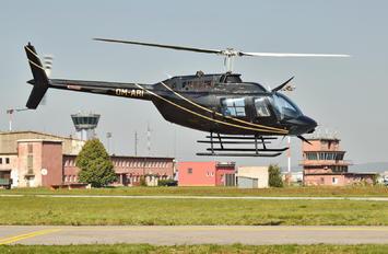 OM-ARI - EHC Service Bell 206B Jetranger III