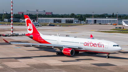 D-ABXB - Air Berlin Airbus A330-200