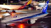 JA840A - ANA - All Nippon Airways Boeing 787-8 Dreamliner aircraft