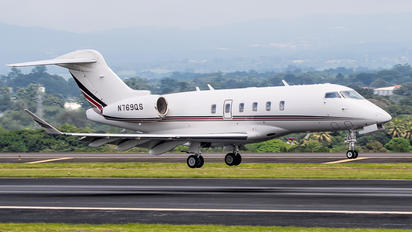 N769QS - Private Bombardier BD-100 Challenger 350 series