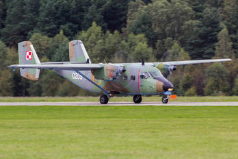 0205 - Poland - Air Force PZL M-28 Bryza