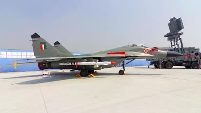 KB3116 - India - Air Force Mikoyan-Gurevich MiG-29B