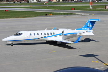 M-MRBB - Private Learjet 45XR