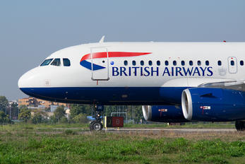 G-EUOE - British Airways Airbus A319