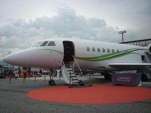 N728FJ - Dassault Falcon Service Dassault Falcon 2000S