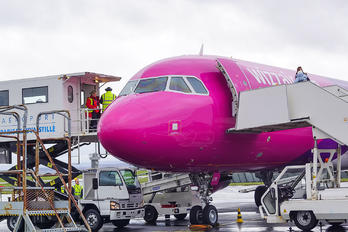 HA-LYK - Wizz Air - Airport Overview - Aircraft Detail