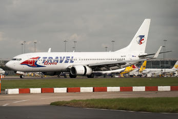 OM-GTF - Travel Service Boeing 737-800