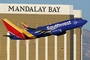 B7858A - Southwest Airlines Boeing 737-700 aircraft