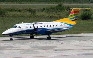 VQ-TEL - Intercaribbean Airways Embraer EMB-120 Brasilia