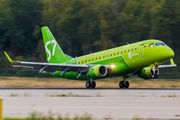 VQ-BYK - S7 Airlines Embraer ERJ-170 (170-100) aircraft