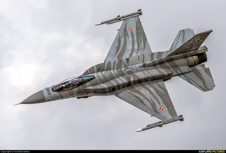 Poland - Air Force 4056 aircraft at Poznań - Krzesiny