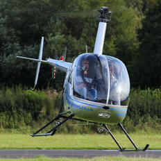 G-OAVA - Private Robinson R22
