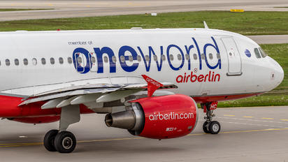 D-ABHC - Air Berlin Airbus A320