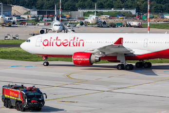 D-ABXE - Air Berlin Airbus A330-200
