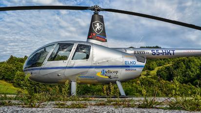 S5-PGS - Helicop Litija Robinson R44 Astro / Raven