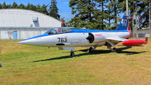 104763 - Canada - Air Force Canadair CF-104 Starfighter aircraft