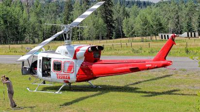 C-FKGT - Tasman Helicopters Bell 212