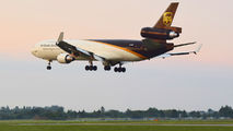 N270UP - UPS - United Parcel Service McDonnell Douglas MD-11F aircraft