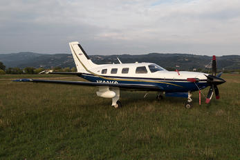 N600KS - Private Piper PA-46 Malibu / Mirage / Matrix