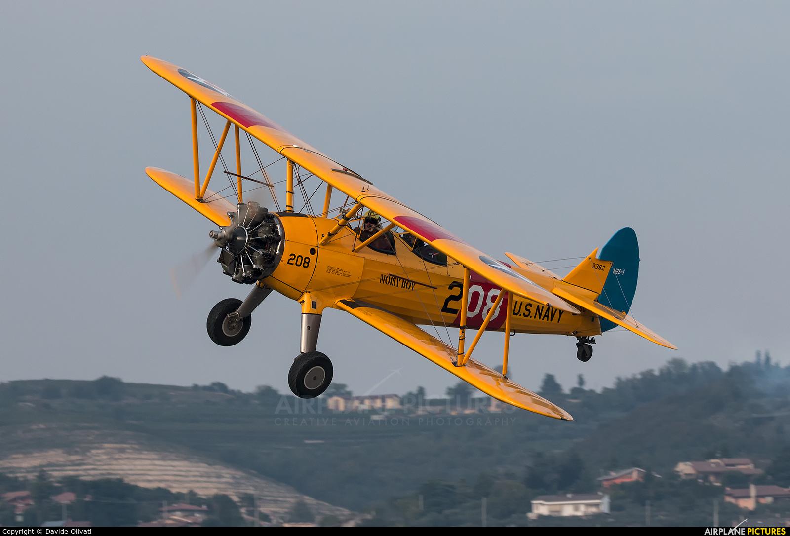 Private N53750 aircraft at Verona - Boscomantico
