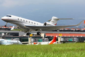 N923WC - Private Gulfstream Aerospace G650, G650ER