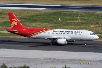 B-6648 - Shenzhen Airlines Airbus A320