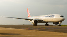 TC-LJK - Turkish Airlines Boeing 777-300ER aircraft
